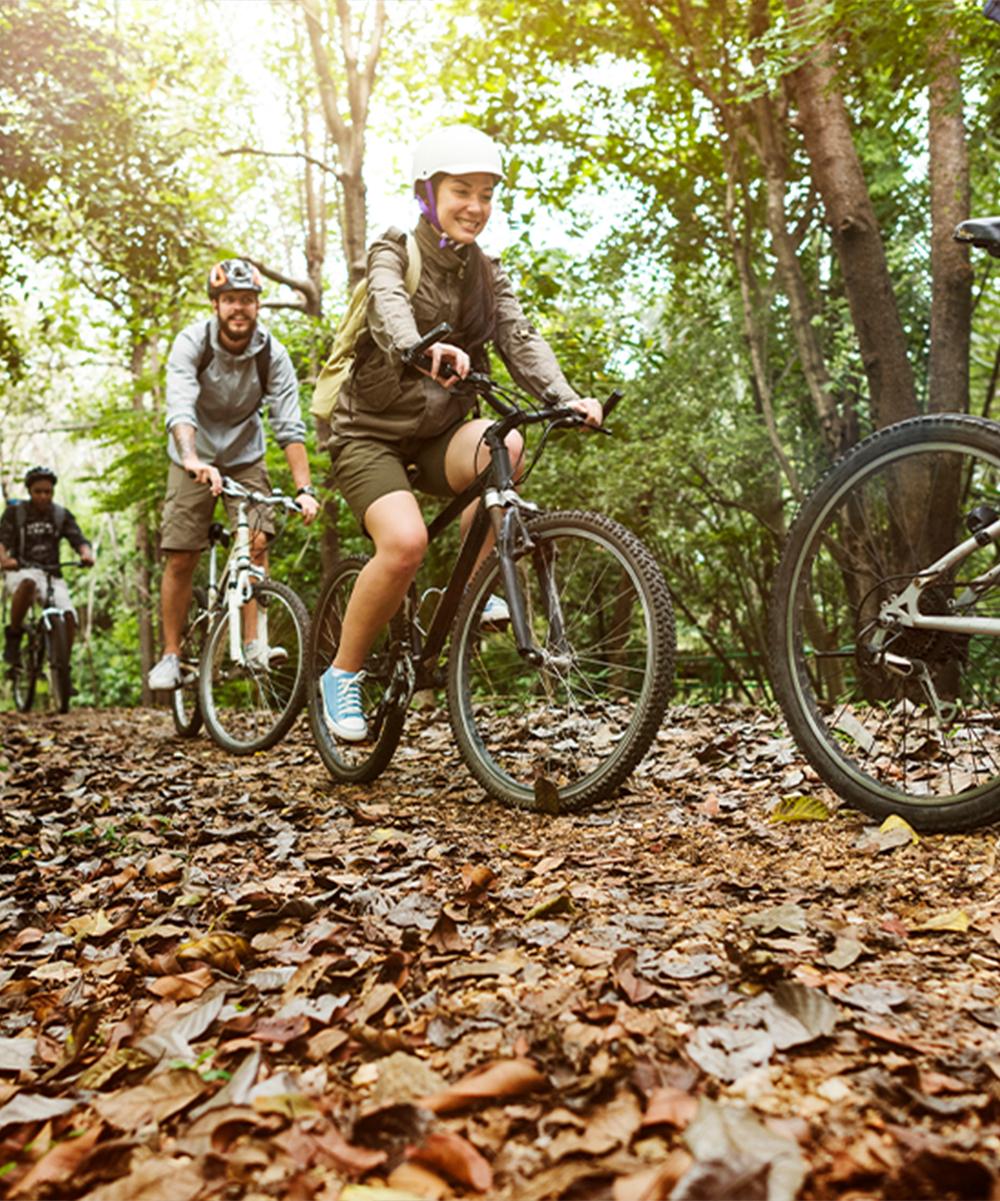 Ścieżki rowerowe - Podziwiaj piękno Tatr