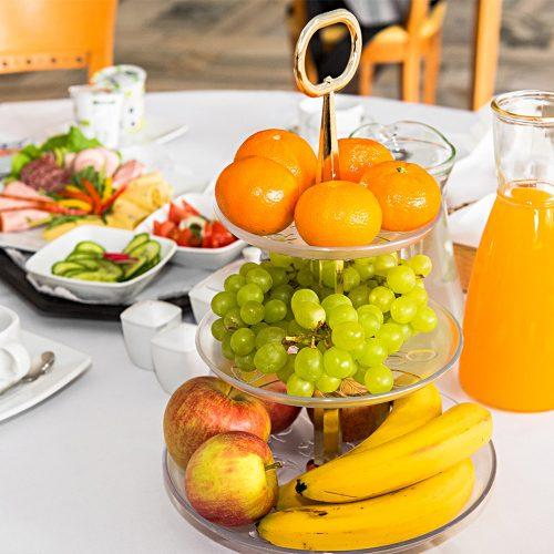 śniadania w Hyrnym